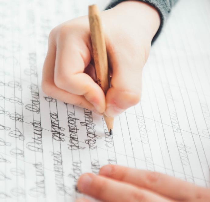 Pisanie ołówkiem