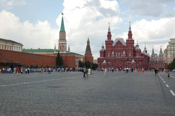 Rosyjski budynek 1