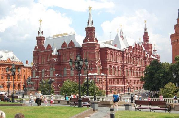 Rosyjski budynek 2