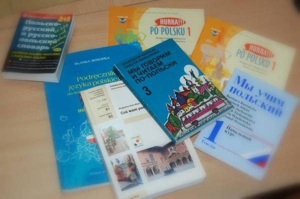 Książki języka rosyjskiego 3