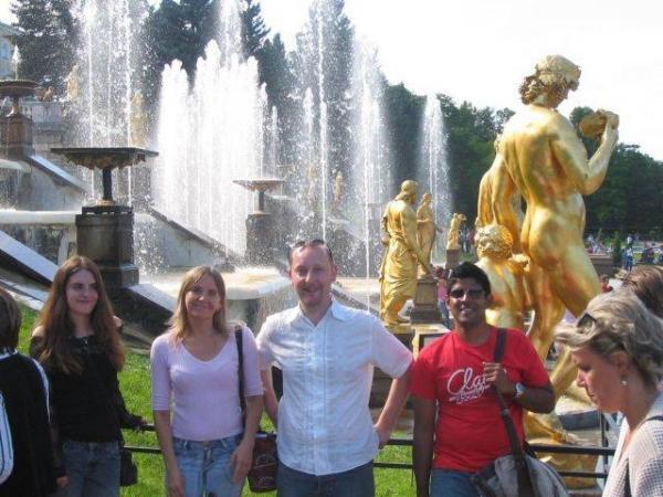 Rosyjski w Sant Petersburgu 3