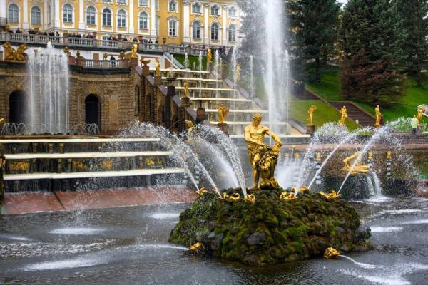Rosyjski w Sant Petersburgu 7